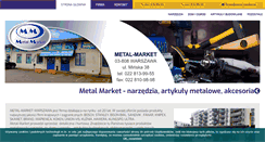 Preview of metal-market.pl